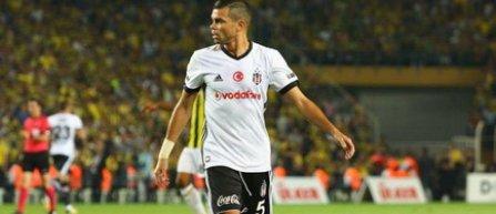 Pepe şi-a reziliat contractul cu Beşiktaş