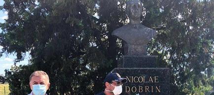 Promovarea - dedicată marelui Dobrin!