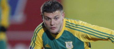 Claudiu Ionescu, scos din lot pentru meciul cu Rapid
