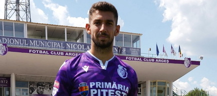 FC Argeş debutează ȋn play-out