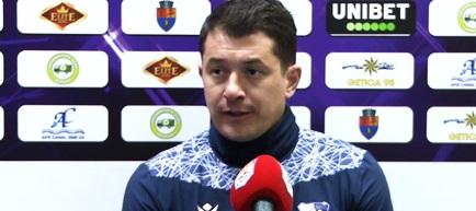 Andrei Prepeliţă: Mergem să scoatem un rezultat bun la Giurgiu