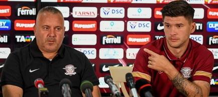 Mihai Iosif: Va fi cu siguranță un derby frumos cu un stadion plin