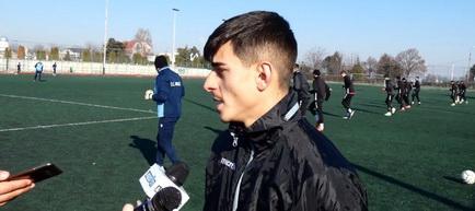 Andrei Tofan: Ne dorim foarte mult să promovăm