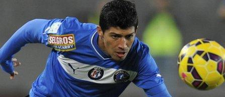 Nelson Bonilla si-a reziliat contractul cu FC Viitorul