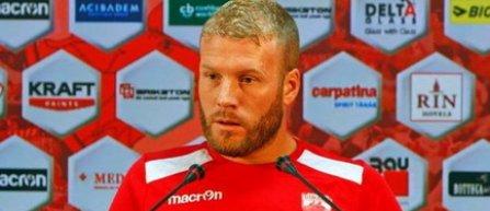 Adam Nemec: Aş fi preferat să fim în play-off