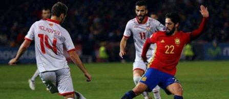 Aritz Aduriz a devenit cel mai varstnic marcator din istoria nationalei Spaniei