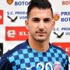 FC Botosani a renuntat la Fernando Carralero