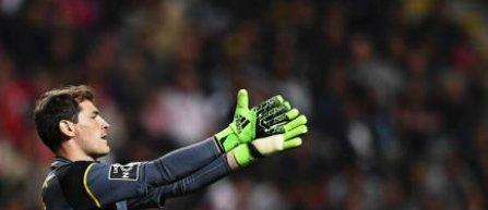 Iker Casillas: Buffon merită trofeul Ligii Campionilor, dar voi ține cu Real Madrid