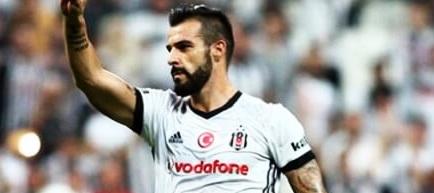 Atacantul spaniol Alvaro Negredo, de la Beşiktaş la Al Nasr Dubai