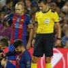 Pique, absent trei saptamani, Alba doua, dupa accidentarile din partida cu Manchester City