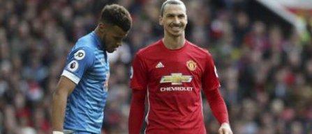Mourinho crede că Ibrahimovic va părăsi Manchester United la finalul sezonului