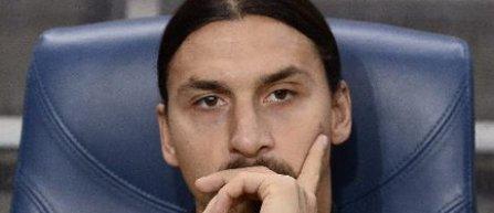 Real Madrid vrea să-l transfere în iarnă pe Zlatan Ibrahimovici