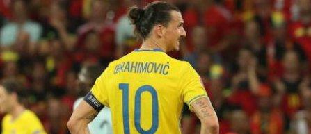 Ibrahimovic si Lewandowski, printre deceptiile de la Euro 2016