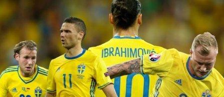 Golul imens lasat de Ibrahimovic in nationala Suediei