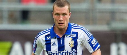Jakob Johansson va juca la AEK Atena