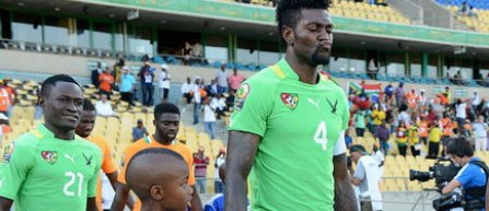 Fotbalul revine pe stadioanele din Togo dupa o pauza de doi ani