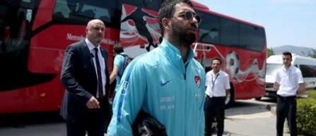 Arda Turan s-a retras din naţionala Turciei, după ce Fatih Terim l-a exclus din lot la meciul cu Kosovo