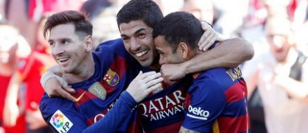 FC Barcelona va juca un meci amical in Qatar cu campioana Arabiei Saudite, Al-Ahli