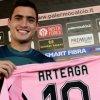 Palermo l-a achizitionat pe fotbalistul Manuel Arteaga, din Venezuela