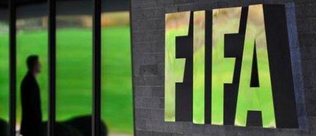 FIFA a amendat Salvadorul pentru incidentele din meciul cu Mexic