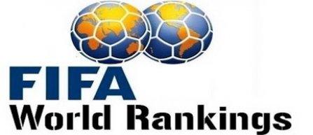 România a coborât pe locul 25 în clasamentul FIFA
