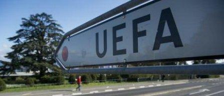 UEFA a anunţat lista echipelor care vor evolua în tururile preliminare ale cupelor europene