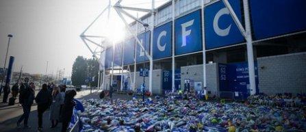 Accidentul în care a murit patronul lui Leicester, cauzat de defectarea unui mecanism