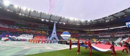 Euro 2016 a generat beneficii economice de 1,22 miliarde euro