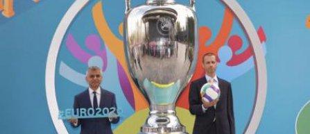 Euro 2020: Numaratoarea inversa a inceput cu prezentarea logoului