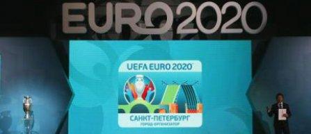 Orasul Sankt Petersburg a dezvaluit logo-ul sau pentru Euro 2020
