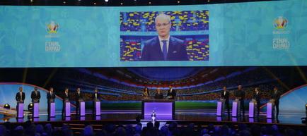 Grupele turneului final EURO 2020