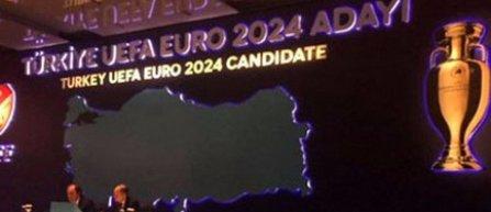 Turcia si-a anuntat oficial candidatura la organizarea Euro 2024
