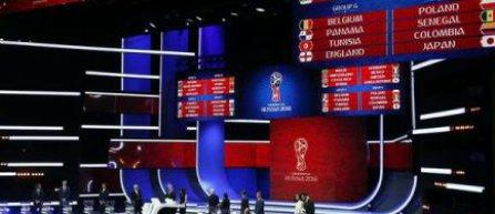 Portugalia și Spania, în aceeași grupă la Cupa Mondială din 2018