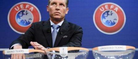 Sorții în UEFA Europa League