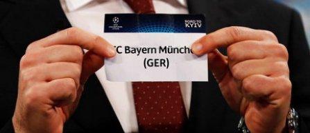 Bayern München - Real Madrid şi Liverpool - AS Roma, în semifinalele Ligii Campionilor