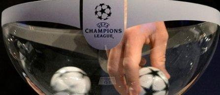 Liverpool - Bayern, Atlético - Juventus şi ManUnited - PSG, în optimile de finală ale LC