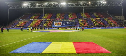 Bilete de zece lei la meciul România - Ţara Galilor