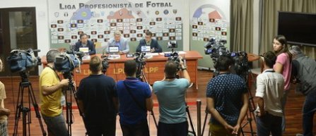 LPF propune un nou sistem competitional pentru Cupa Ligii