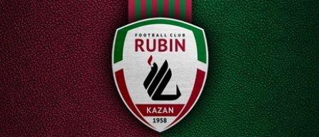 Rubin Kazan a fost suspendată un an din cupele europene