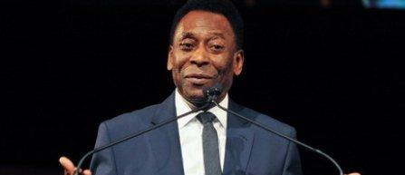 JO 2016: Pele nu va juca niciun rol la ceremonia de inchidere