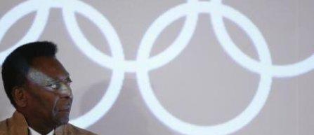 JO 2016: Starea de sanatate a lui Pele ridica semne de intrebare privind aprinderea tortei olimpice de catre acesta