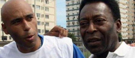 Justitia braziliana a ordonat eliberarea fiului lui Pele