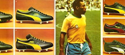 Cum a ajutat Pele în 1970 o marcă de încălțăminte sport să ajungă la reputația sa actuală