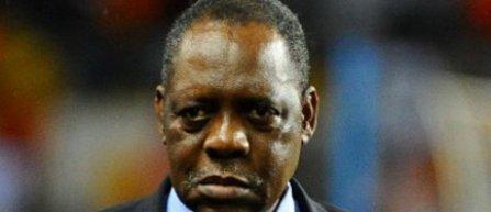 Camerunezul Issa Hayatou candideaza pentru al optulea mandat in fruntea Confederatiei Africane