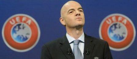 Rusia, dispusa sa-l sustina pe Gianni Infantino in cursa pentru presedintia FIFA