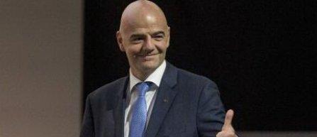Gianni Infantino: Vom folosi arbitrajul video la Mondialul 2018