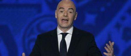 Gianni Infantino: Federatiile sustin extinderea Cupei Mondiale
