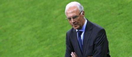 Beckenbauer, acuzat ca a primit plati suspecte de la FIFA