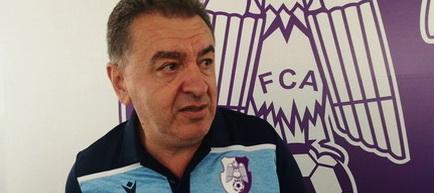 Cristian Gentea, preşedintele clubului FC Argeş: În Liga 1 ne-am propus să fim în zona play-off-ului!