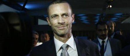 Aleksander Ceferin vrea cel putin trei noi locuri din extinderea Cupei Mondiale
